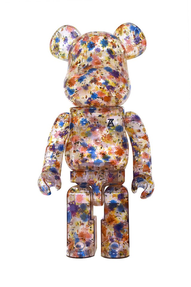 ANREALAGE FLOWER BE@RBRICK / 1000%