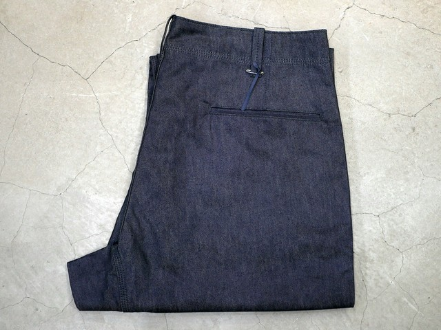 BROWN by 2-tacs / PAPER DENIM(WIDE)