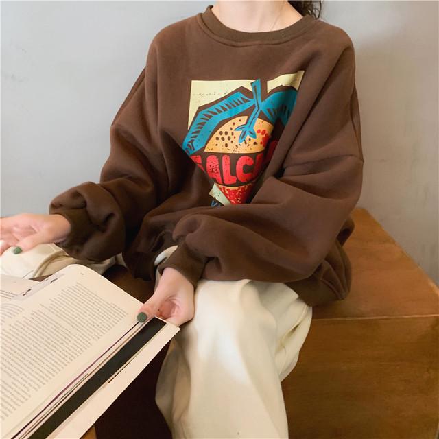 【dress】刺繡入り流行のデザイン2色パーカー25714523