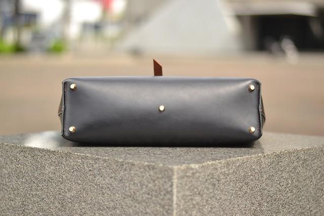 【オプション】真鍮の底鋲5個セット(トートバッグA4横サイズ用)