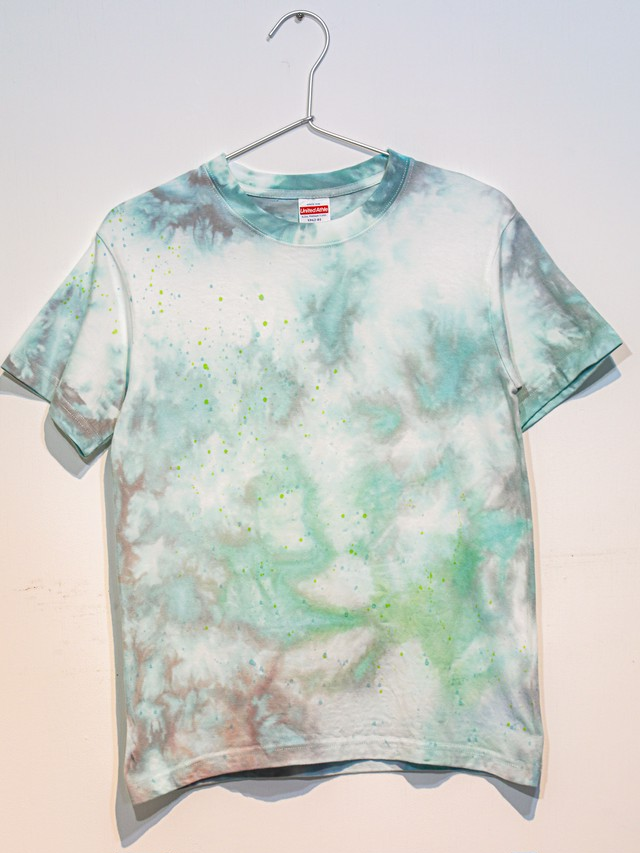 Dyeing T-shirts     S  DT-26