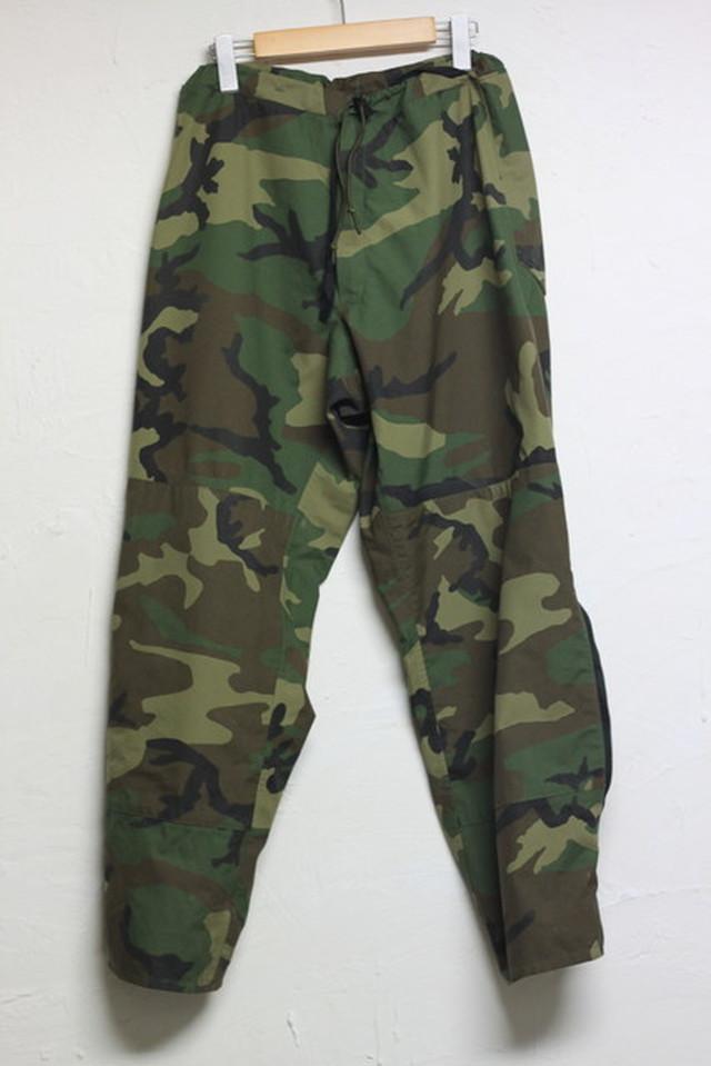 90's US ARMY ゴアテックスパンツ ウッドランドカモ