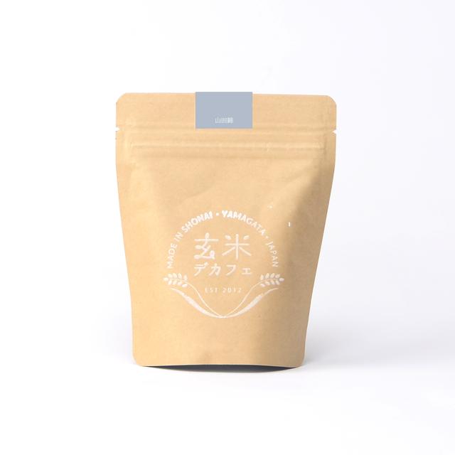 玄米デカフェ・ゆめぴりか 100g 粉タイプ