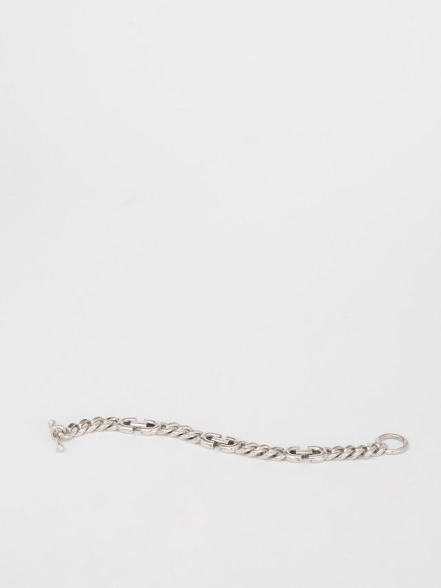 Flat Chain Bracelet / Mexico