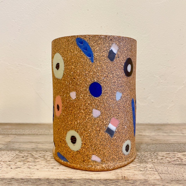 KNOTWORK LA - inlay vase