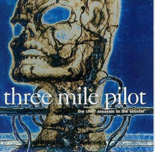 【USED】Three Mile Pilot / The Chief Assassin To The Sinister