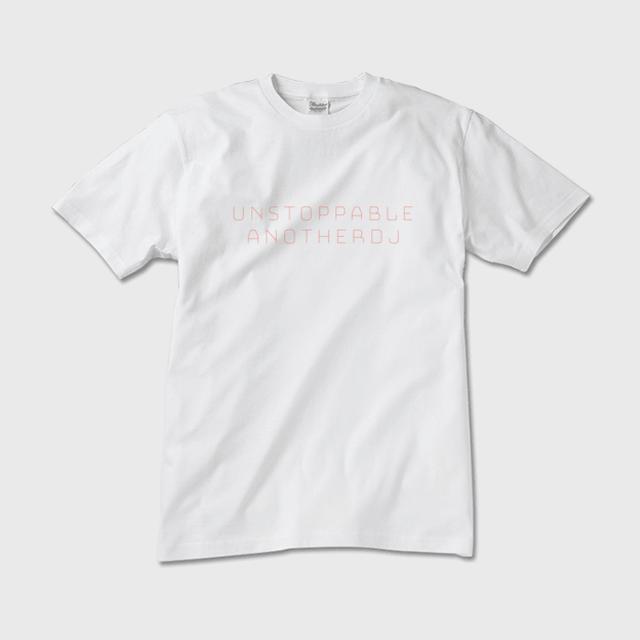 unstoppable_red Tシャツ 白  Mサイズ  - メイン画像