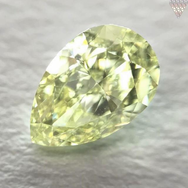 0.74 ct Y-Z VS2 PEAR GIA 天然  ダイヤモンド ルース