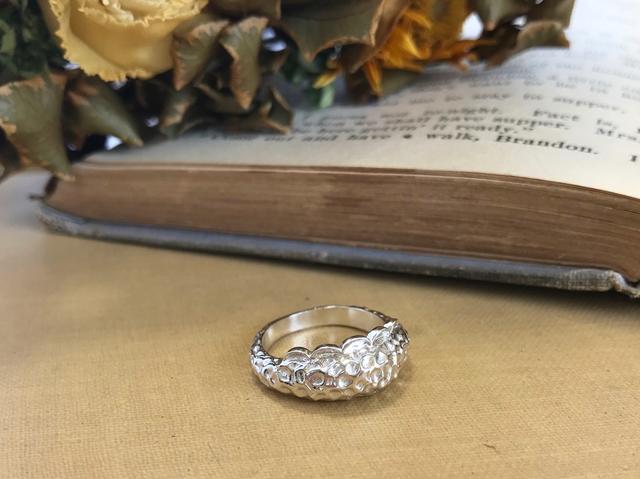 Siréne ring ー silver925 ー
