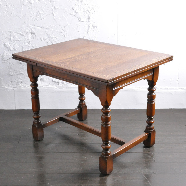 Ercol Draw Leaf Table / アーコール ドローリーフ テーブル / 1806-0123