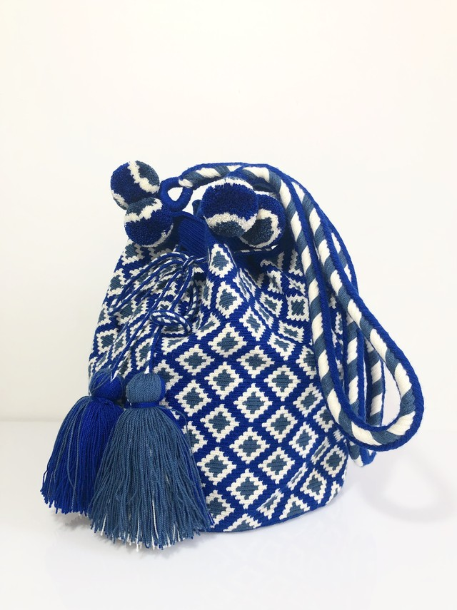 ワユーバッグ(Wayuu bag) Exclusive line Lサイズ