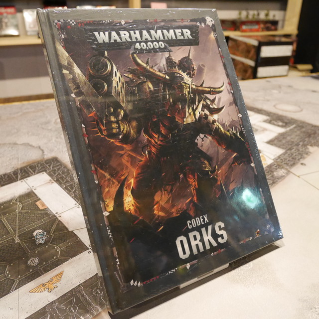 CODEX ORKS(8版)