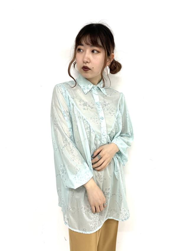 flower bias blouse/2SSTP23-12