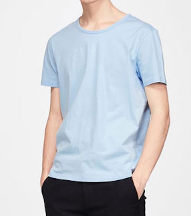 Tシャツ 半袖 メンズ ティーシャツ インナー アメカジ トップス シンプル カtps-1529