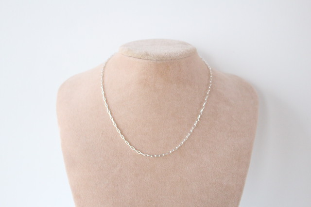 minimal chain necklace(40cm)