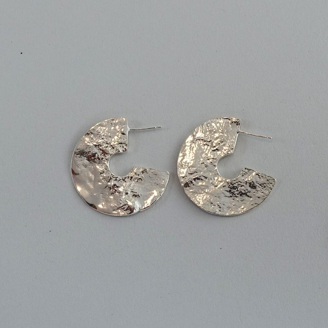 MATHILDA EARRINGS Silver