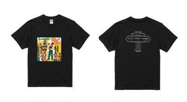 シンガー×アクター=石橋凌 Tシャツ