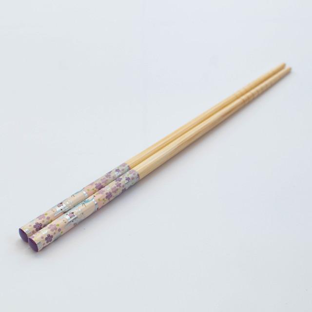 となりのトトロ 天然竹箸(華の舞)