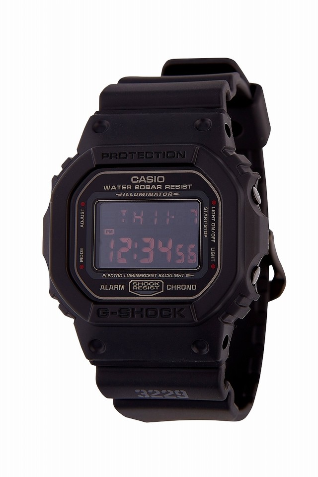 "CASIO DW-5600MS-1D ""レッドアイ"" G-SHOCK"