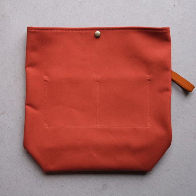 QUATTRO VINI用インナーバッグ 〈 Orange 〉