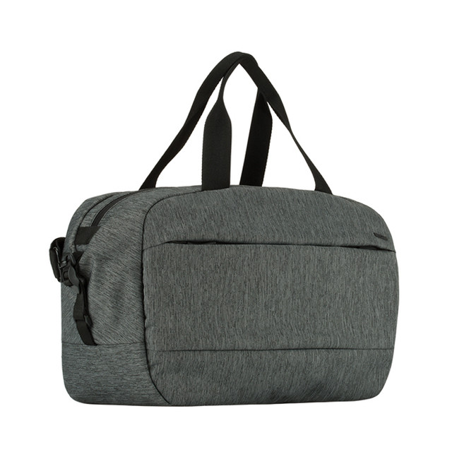 INCASE City Duffel - Heather Black