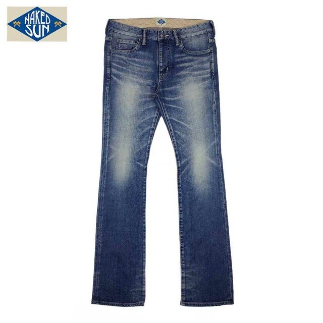 014007013(STRETCH TIGHT FLARE)USED-C3