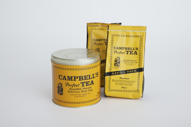 CAMPBELL'S Perfect TEA   缶