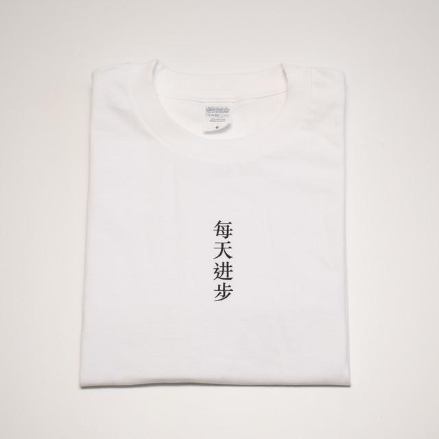 Wushu bigsilhouette T-shirt