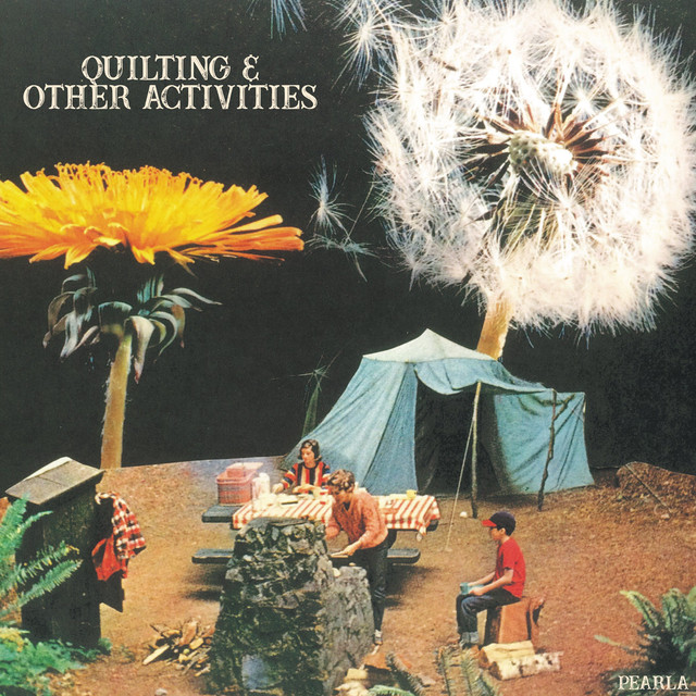 Pearla / Quilting & Other Activities(200 Ltd 12inch EP)