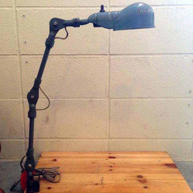 Fostoria Flexible Lamp