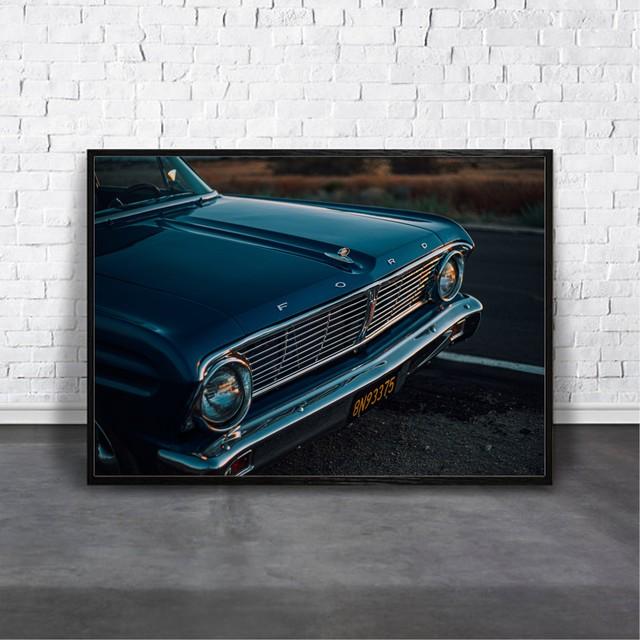 Ford Falcon / 【アートポスター専門店 Aroma of Paris】[AP-000307]