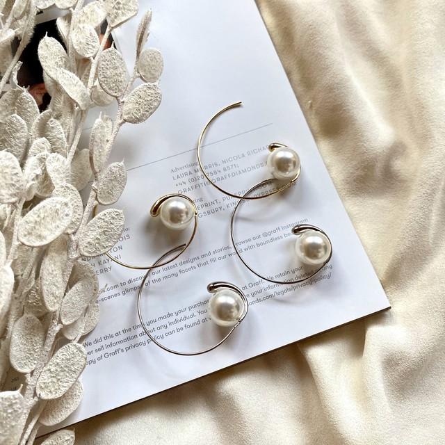 perl hoop pierce