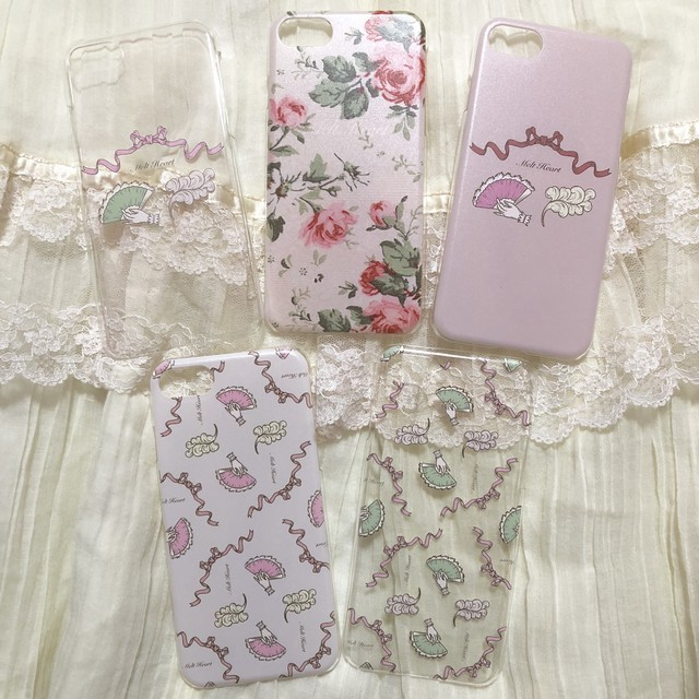 iPhone cace【7/8】○5types