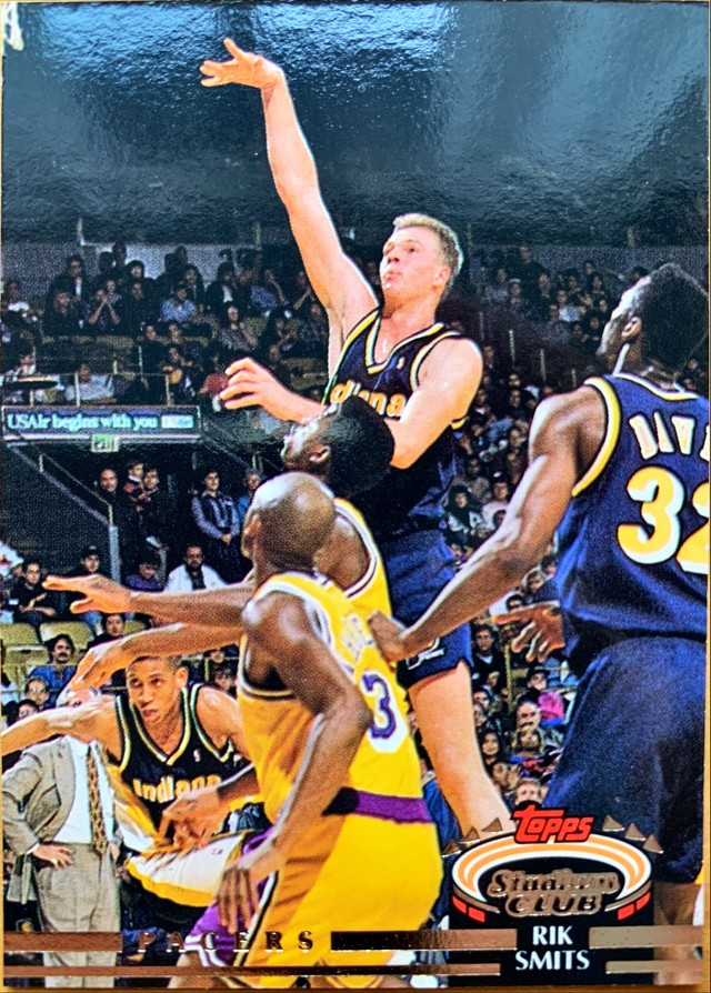 NBAカード 92-93FLEER Kevin Edwards #99 HEAT