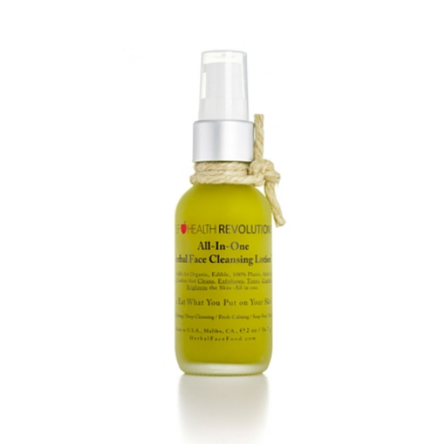 (Due date 3/25〆切)【2021年4月お届け分】ハーバルフェイスクレンジングローション / 【Deliver in 2021/4】Herbal Face Cleansing Lotion  59.7ml
