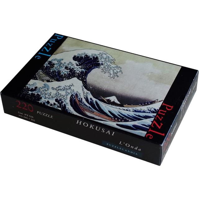 ジグソーパズル 220ピース 葛飾北斎「富嶽三十六景」