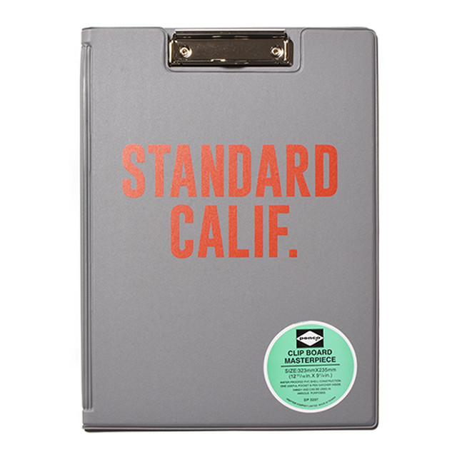 STANDARD CALIFORNIA #Penco × SD Clip Board