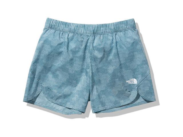 【tnf】 Novelty Swallowtail Short(Richter Mesh Mallard)