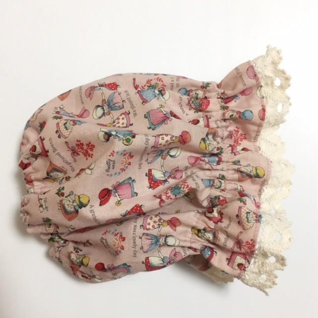 スヌード リトルガール ピンク 2サイズ