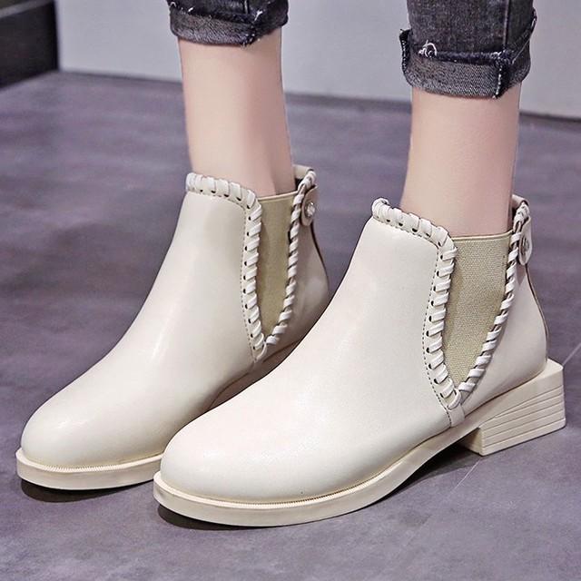 【shoes】スタイリッシュイングランド風ブーツ