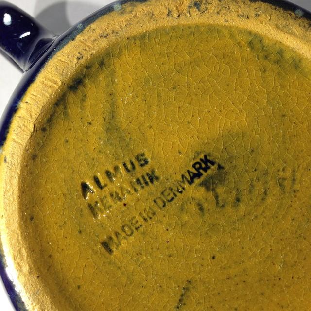 Almus アルマス カップ&ソーサー デザート皿 3点セット-2 北欧ヴィンテージ