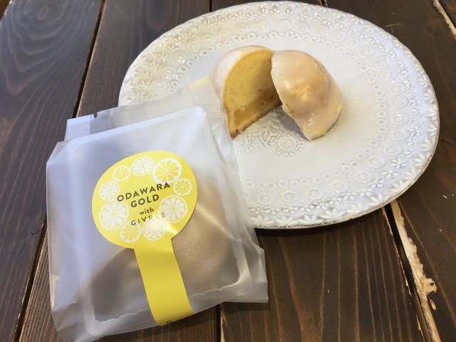 【小田原ゴールド新商品】小田原ゴールド バターケーキ