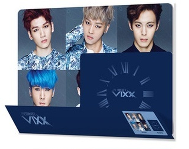 VIXX Deskpad & Mousepad Set