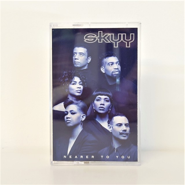 [中古カセット]  Skyy ‎– Nearer To You