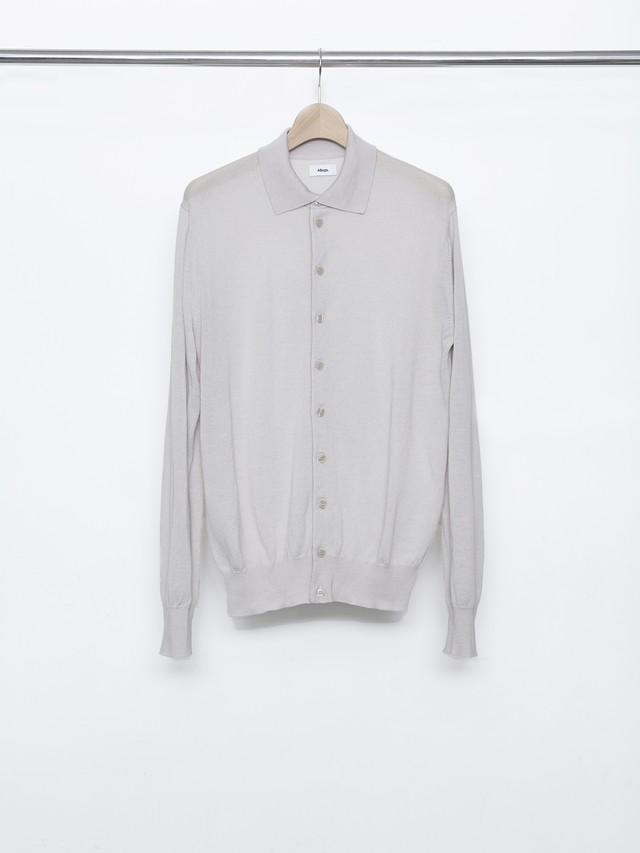 Allege Standard Wool Cardigan Beige ALSTN-KN51
