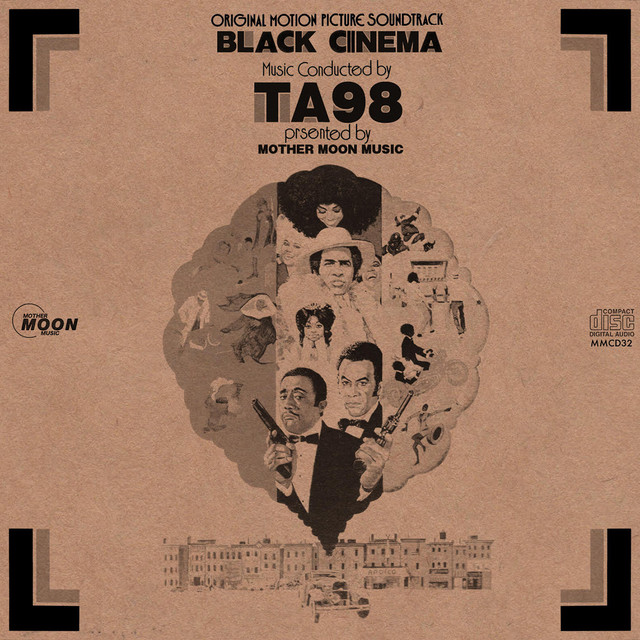 【CD】TA98 - Black Cinema