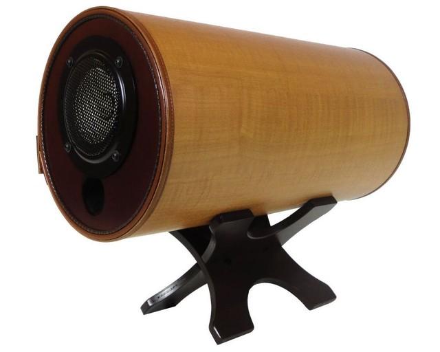 【リビングに本格的な音を】MS1001-M(メープル)/W(ウォルナット)