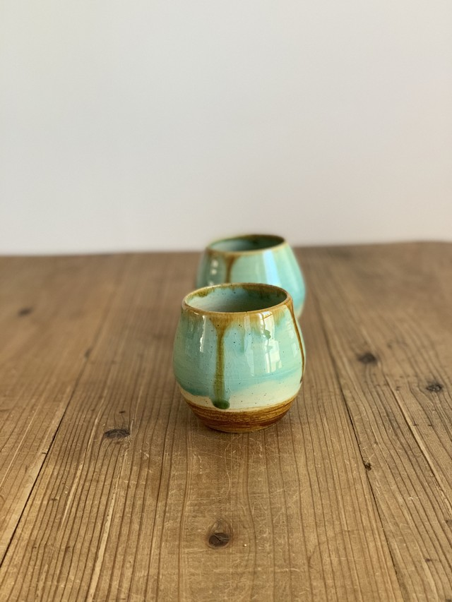 『Al mare アルマーレ』43 Pottery 28cmプレート
