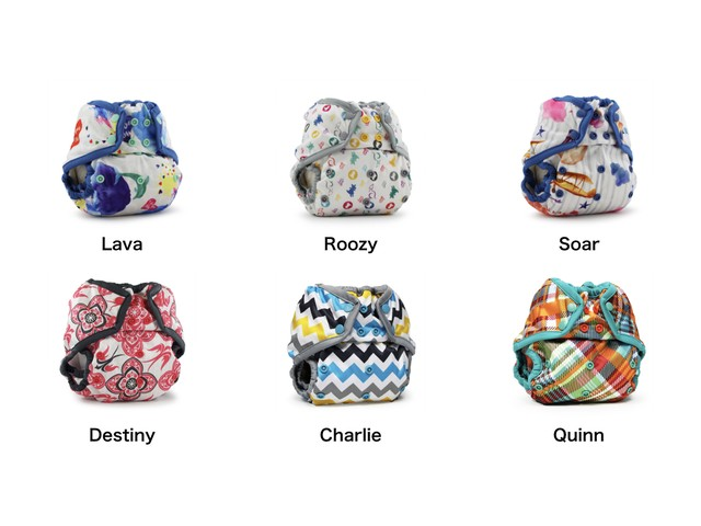 ■Rumparooz One Size Cover【pattern】kangacareカンガケア ランパルーズ ワンサイズ カバー(おむつカバー)【柄デザイン】