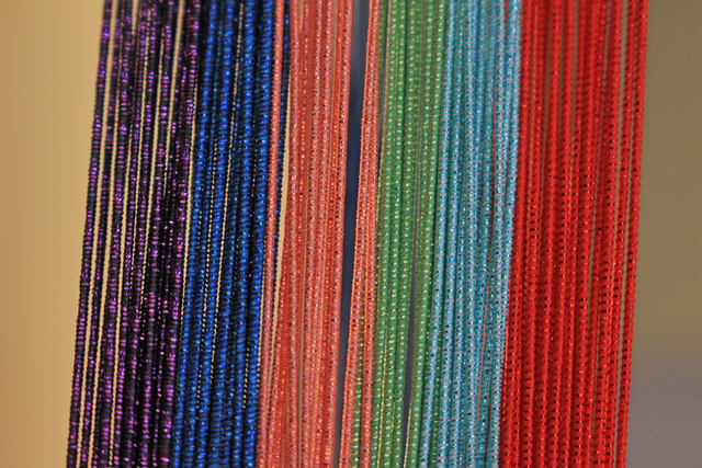 色鮮やかな艶のある水引シリーズ